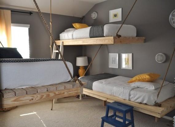 modern bedroom furniture interior ideas