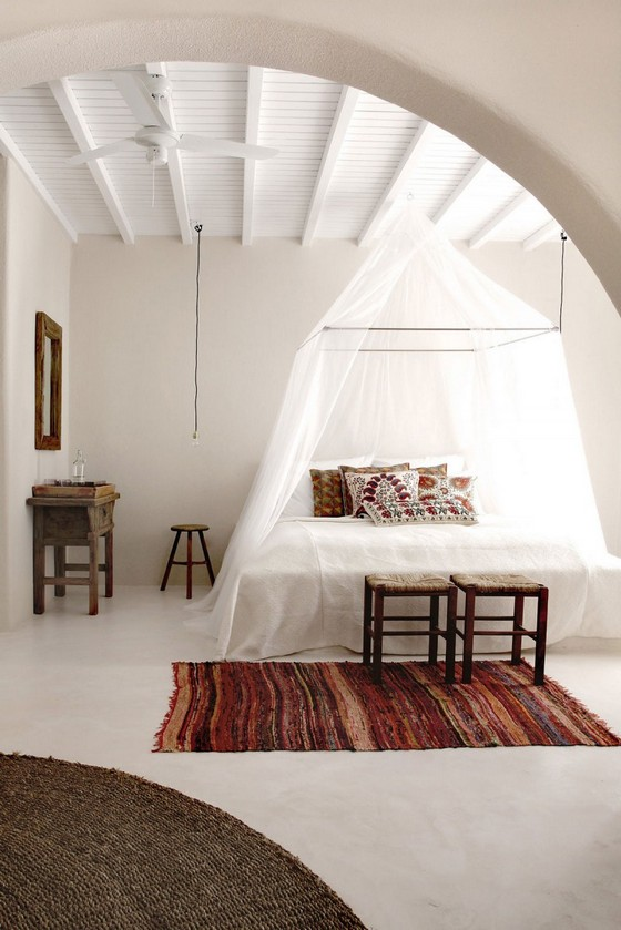 Bohemian Chic In Greek Style Kmp Furniture Blog