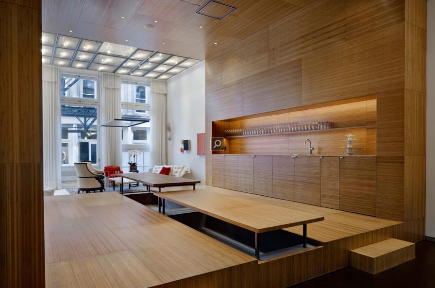 Modern Design New York Interio DesignWORKac Interior In Interiors Lofts NY