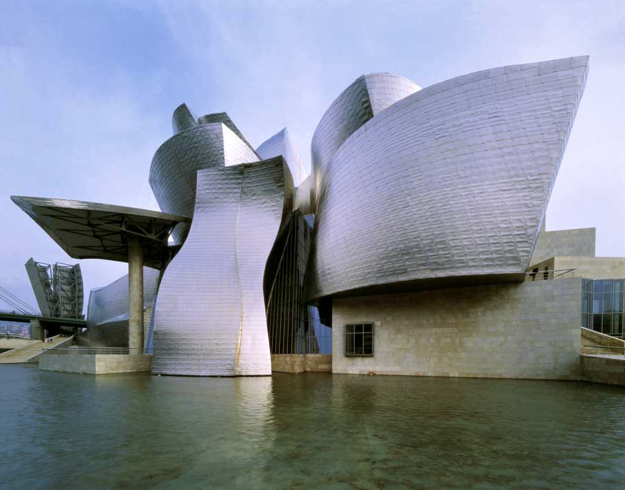 Modern Architecture New York gehry's landmarks, big and small - kmp furniture blog