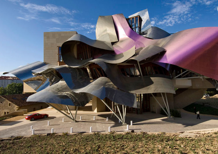 Gehry S Landmarks Big And Small Kmp Furniture Blog