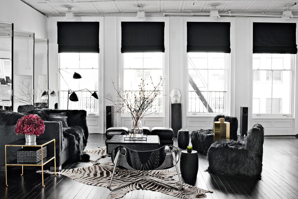 Ryan Korban dramatic interiors