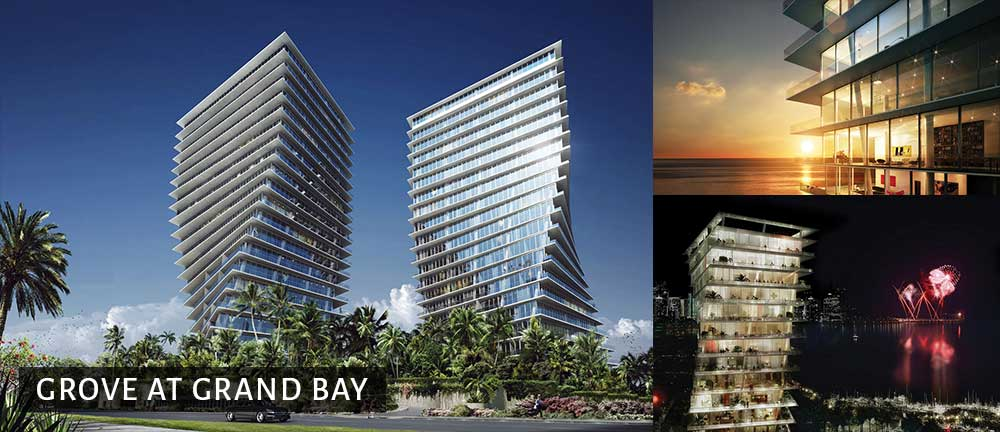 Miami Condo - Grove at Grand Bay