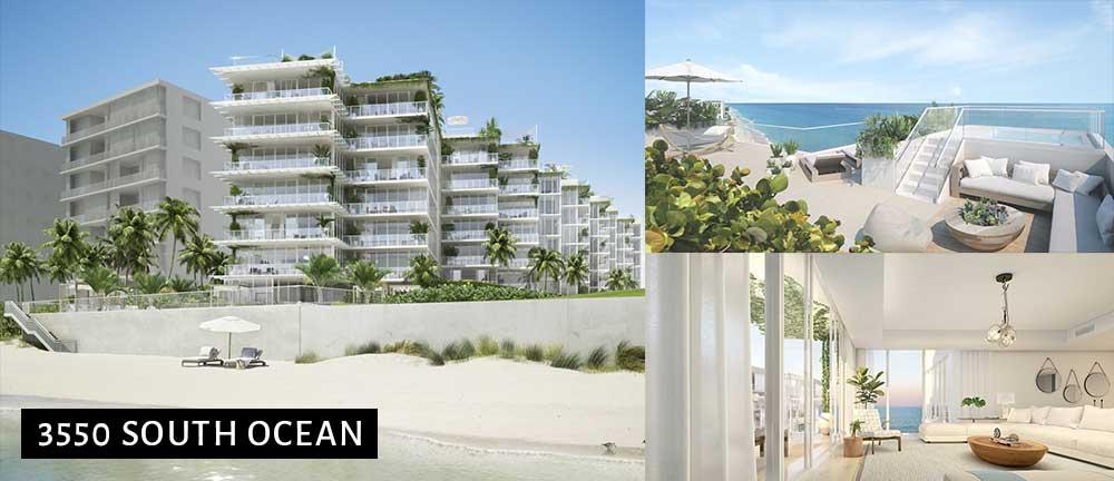 Miami Condos - 3550 South Ocean