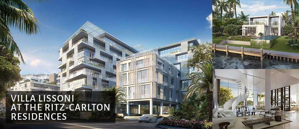 Miami Condo - Villa Lissoni at the Ritz-Carlton Residences