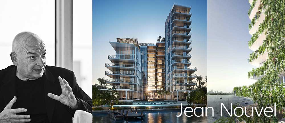 Miami Architects - Jean Nouvel
