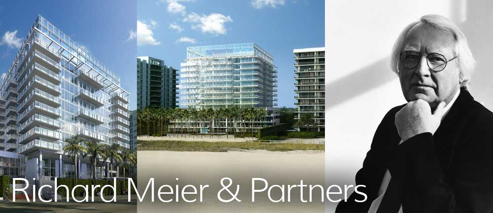 Miami Architects - Richard Meier