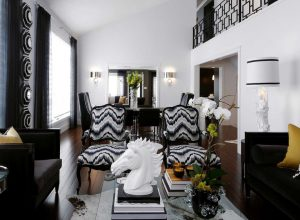 30 Unique Details To Decorate Your Home in Black and White