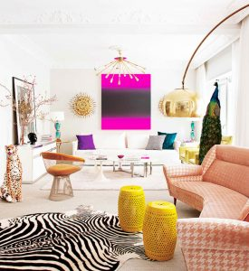 Breaking standards- a new approach to interior decor