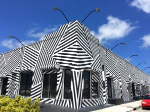 Art takes over the the walls of Wynwood