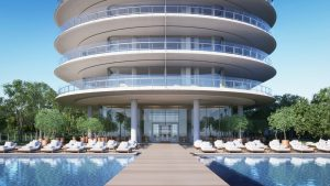The future of architecture embodied by Eighty Seven Park