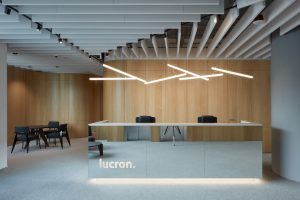 Creating meaning through smart business interiors