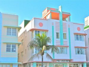 The legacy of Art Deco that embellishes Miami