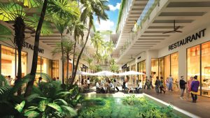 A natural beauty encapsulated within Bal Harbour Shops